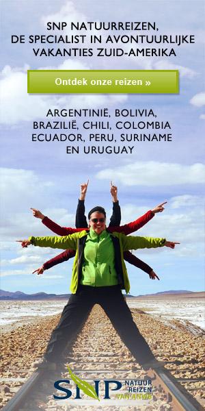 SNP Natuurreizen Zuid-Amerika