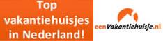 Vakantiehuizen in Nederland op de mooiste locaties!