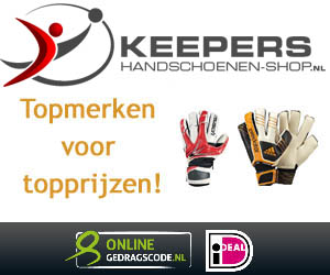 Topmerken Keepershandschoenen