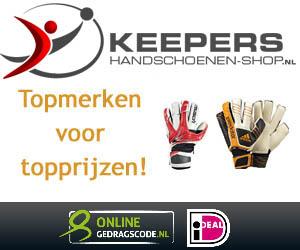 Topmerken Keepershandschoenen