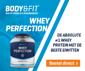 Bestel direct de Whey Perfection!