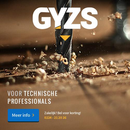 Klik hier voor de korting bij GYZS.nl