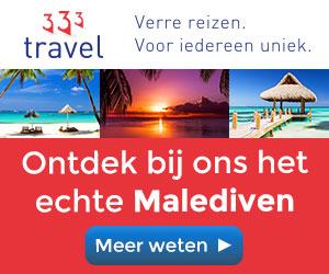 Reizen naar de Malediven