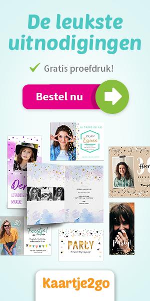 Kaartje2go.nl - Uitnodigingen
