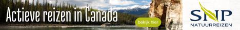 SNP Natuurreizen Canada