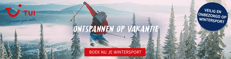 Boek nu je Wintersport