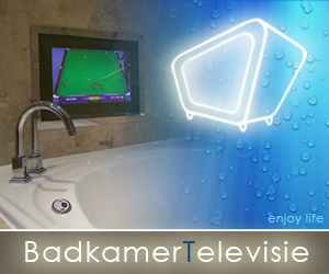 Klik hier voor de korting bij Badkamertelevisie.nl