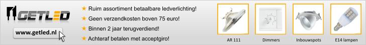 Led lampen goedkoop bij Getled!