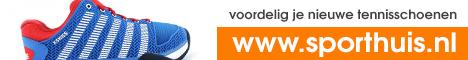 De grootste collectie tennisschoenen van Nederland!