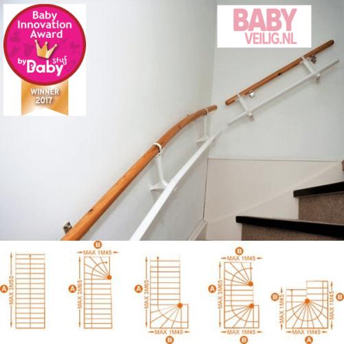 Mippaa stairs trainer combinatie set
