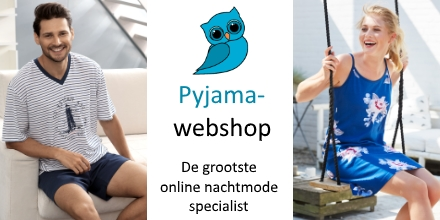– Pyjama-webshop.nl – Zomersale
