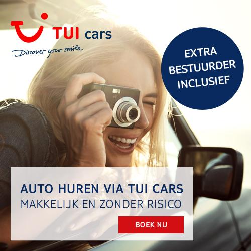 TUI Cars - Auto huren