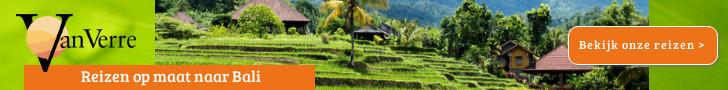 Rondreizen Bali Van Verre