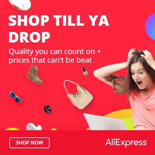 Klik hier voor de korting bij Ali Express