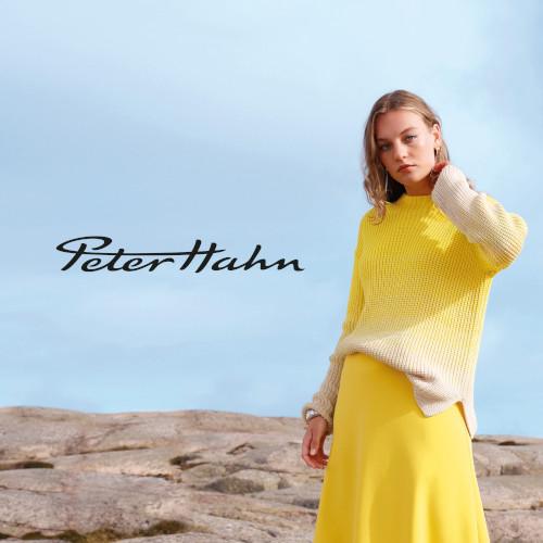 Peter Hahn, exclusieve mode