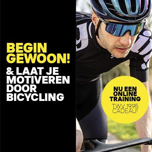 Klik hier voor de korting bij Bicycling.com/nl