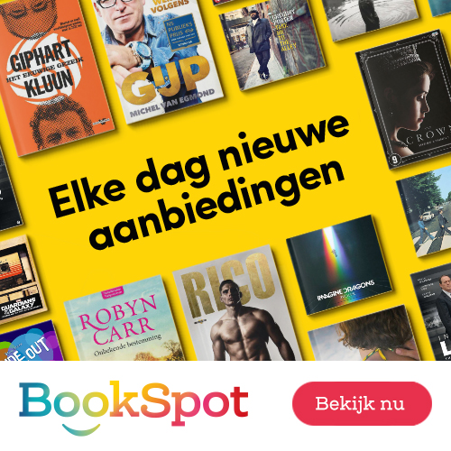 Klik hier voor de korting bij BookSpot.nl