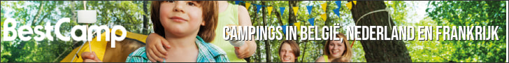 Topcampings in België - vakantie 2017