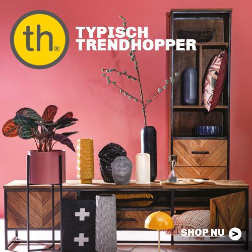 Extra online acties Trendhopper voorjaarsvoordeel