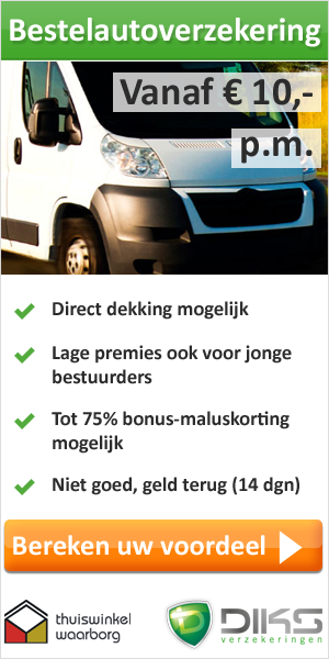 Goedkoopste bedrijfsautoverzekeringen direct vergelijken