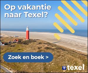 Vakantie op Texel boeken