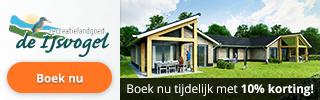 Vakantiepark de Ijsvogel in Gelderland