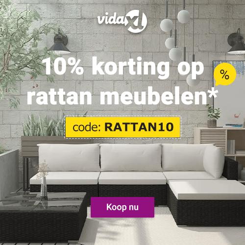 Klik hier voor de korting bij Vidaxl.nl