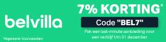 7% korting 234x60