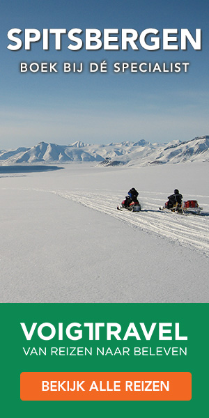 Spitsbergen met Voigt Travel