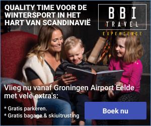 Quality Time wintersport vanaf Groningen Airport