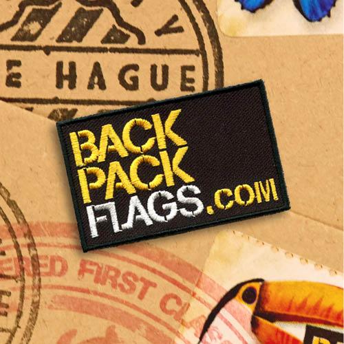 Klik hier voor de korting bij Backpackflags