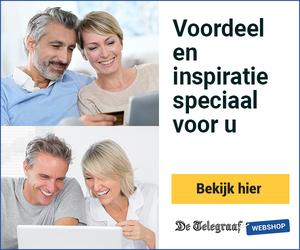 Klik hier voor de korting bij Telegraafaanbiedingen.nl