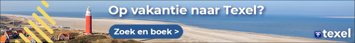 Vakantie op Texel boeken voor 2020