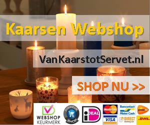 Kaarsen Webshop
