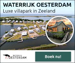 waterrijk oesterdam Luxe villapark in Zeeland