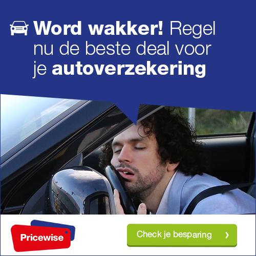 besparen op je autoverzekering via Pricewise