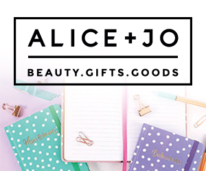 Klik hier voor de korting bij Alicejo