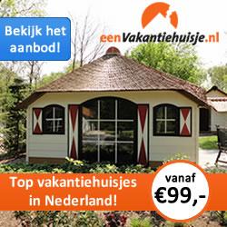 goedkoop vakantiehuisje nederland huren