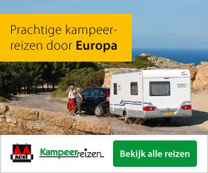 Kampeerreizen Europa