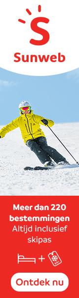 Sunweb wintersport Frankrijk