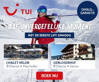 Wintersport TUI met skipas
