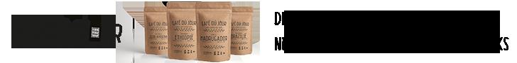 Koffiebonen bij Café du Jour