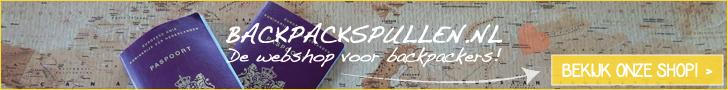 De webshop voor backpackers