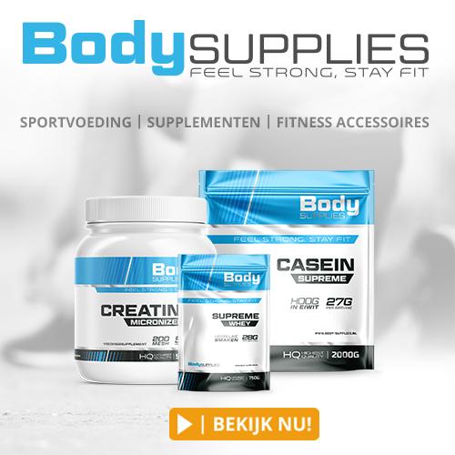 Klik hier voor de korting bij Body Supplies