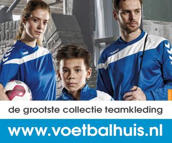 De grootste collectie teamkleding van Nederland!