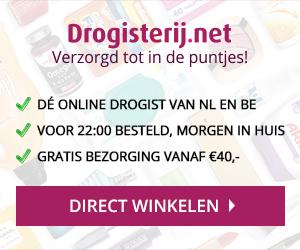 Parfumvoordeel bij Drogisterij.net
