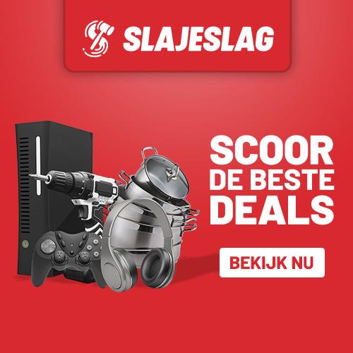 Klik hier voor de korting bij SlaJeSlag.nl