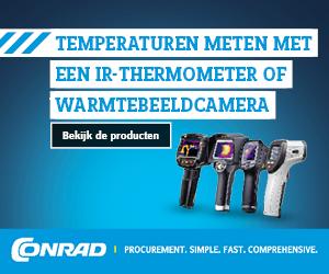 Temperaturen meten met een IR-thermometer of warmtebeeldcamera