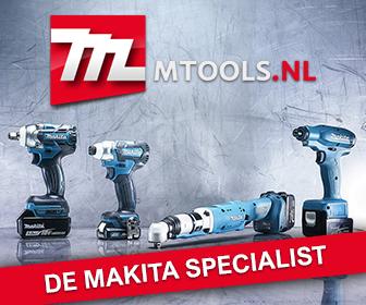 Klik hier voor de korting bij Mtools.nl