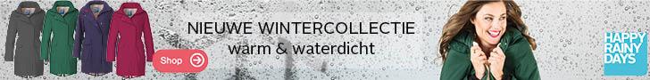 Winterjassen coillectie, waterdicht